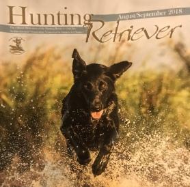 Hunting Retriever Aug-Sep 2018 Issue